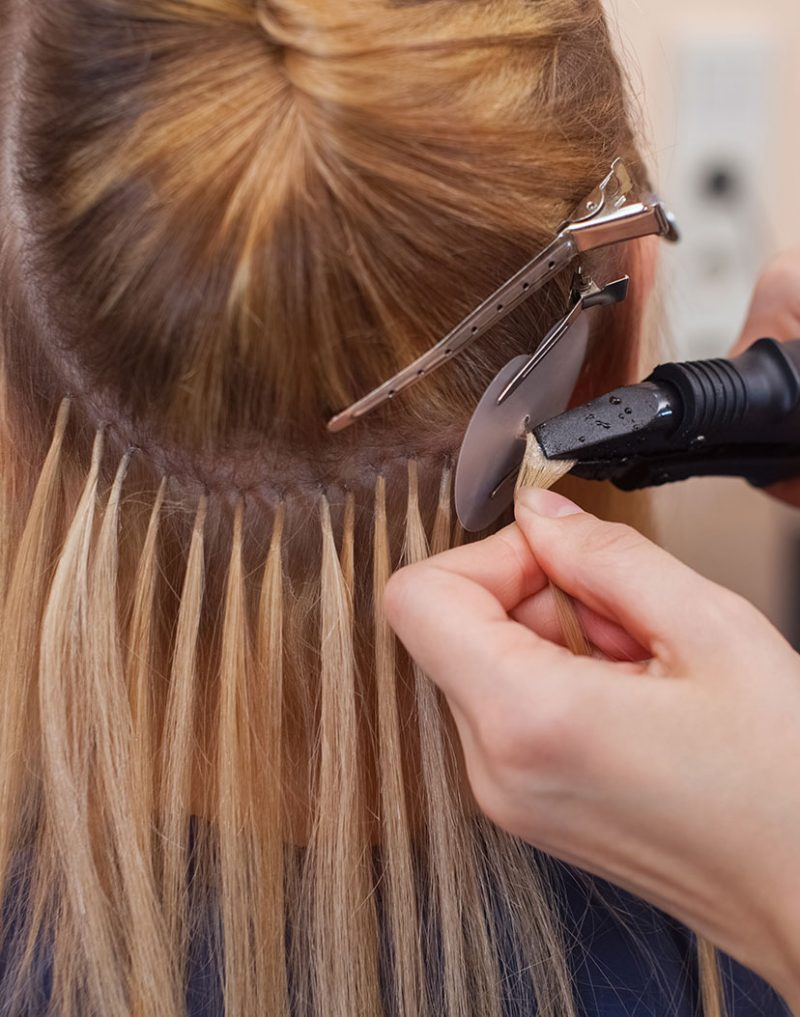 Hair Extensions Damage Your Natural Hair